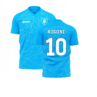 Zenit 2020-2021 Home Concept Football Kit (Libero) (RIGONI 10)
