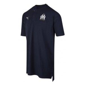 2019-2020 Marseille Casuals Polo Shirt (Peacot)
