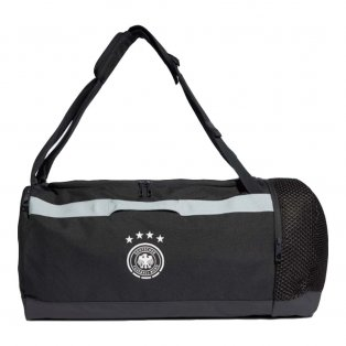 2020-2021 Germany Team Duffel Bag (Carbon)