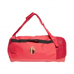 2020-2021 Belgium Team Duffel Bag (Red)