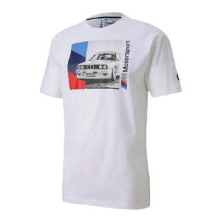 2020 BMW MMS Graphic Tee (White)