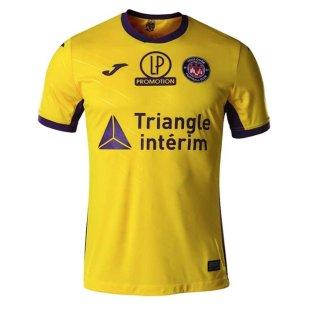 2020-2021 Toulouse Away Shirt