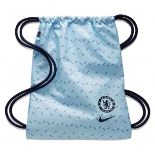 2020-2021 Chelsea Gym Sack (Light Blue)