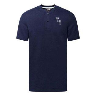 2020-2021 Tottenham Grand Slam Polo Shirt (Obsidian)