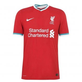 2020-2021 Liverpool Vapor Home Shirt