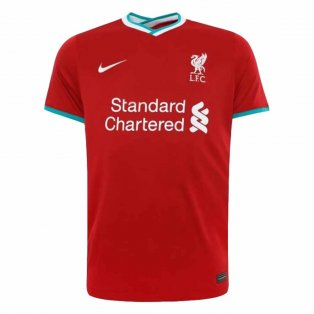 2020-2021 Liverpool Home Shirt