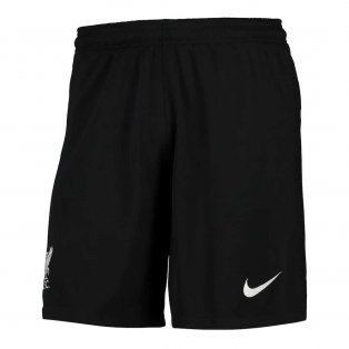 2020-2021 Liverpool Goalkeeper Shorts (Black)