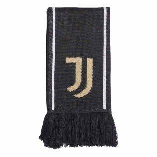 2020-2021 Juventus Scarf (Black-White)