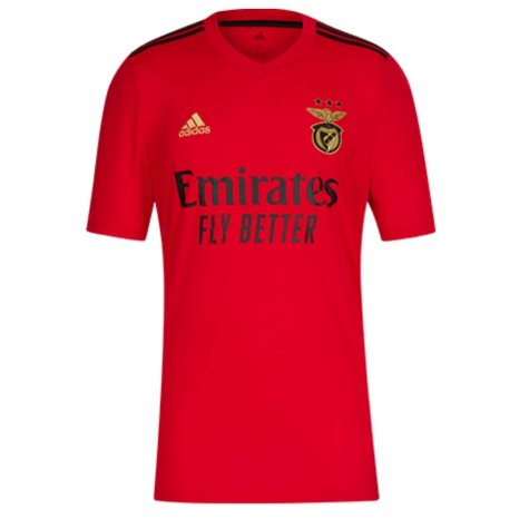 2020-2021 Benfica Home Shirt