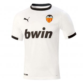 2020-2021 Valencia Home Shirt
