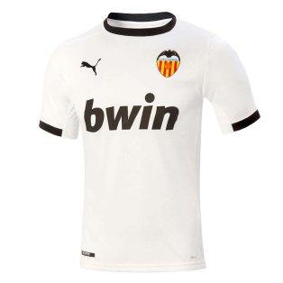 2020-2021 Valencia Home Shirt