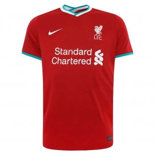 2020-2021 Liverpool Home Shirt (Kids)
