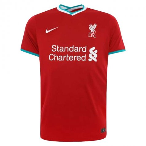 2020-2021 Liverpool Home Shirt (Kids)