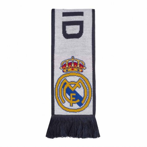 2020-2021 Real Madrid Scarf (White)