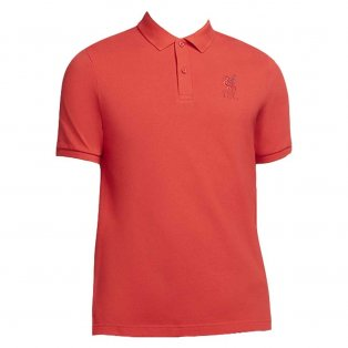 2020-2021 Liverpool Core Polo Shirt (Red)