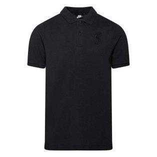 2020-2021 Liverpool Core Polo Shirt (Black)