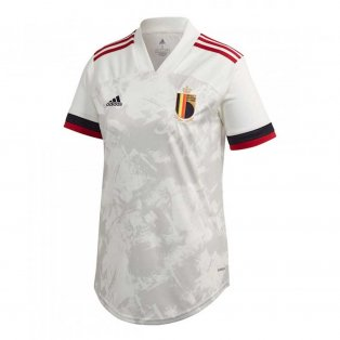 2020-2021 Belgium Womens Away Shirt