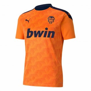 2020-2021 Valencia Away Shirt