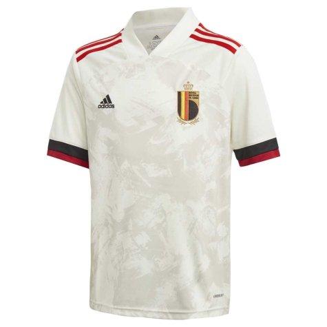 2020-2021 Belgium Away Shirt (Kids)