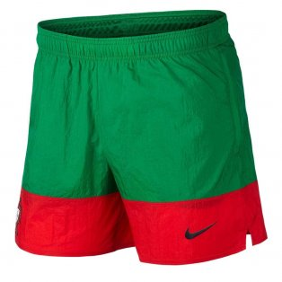 2020-2021 Portugal Woven Shorts (Green)