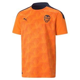 2020-2021 Valencia Away Shirt (Kids)