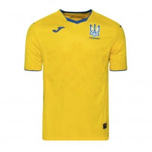 2020-2021 Ukraine Home Shirt