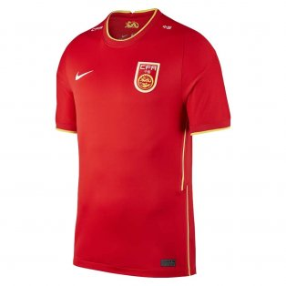 2020-2021 China Home Shirt