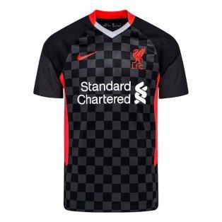 2020-2021 Liverpool Third Shirt