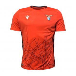 2020-2021 Lazio Home Goalkeeper Shirt (Orange)