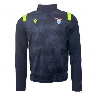 2020-2021 Lazio Poly Training High Neck Sweatshirt