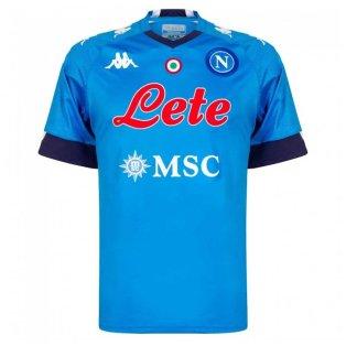2020-2021 Napoli Home Shirt