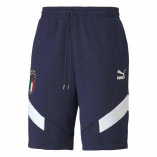 2020-2021 Italy Iconic MCS Shorts (Blue)