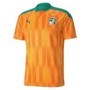 2020-2021 Ivory Coast Home Shirt