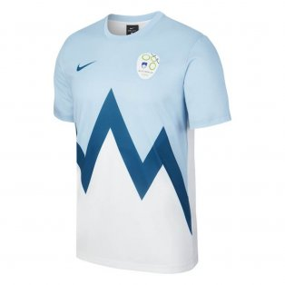 2020-2021 Slovenia Home Shirt