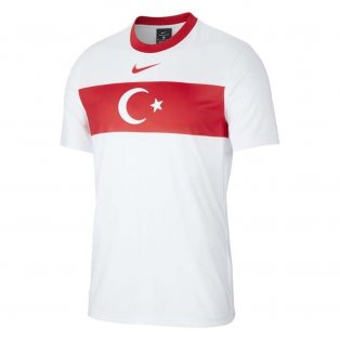 2020-2021 Turkey Supporters Home Shirt