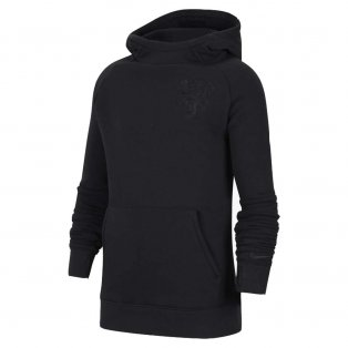 2020-2021 Holland Core Hoody (Black) - Kids