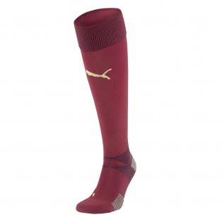 2020-2021 Italy Goalkeeper Socks (Cordovan) - Kids