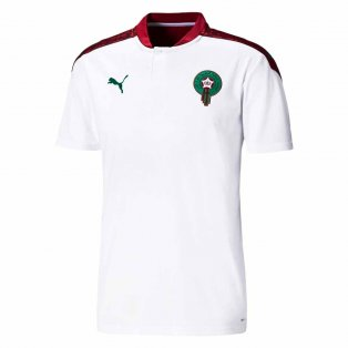 2020-2021 Morocco Away Shirt