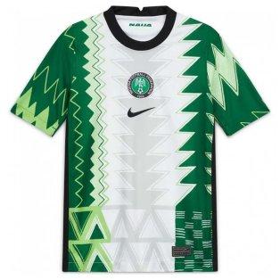 2020-2021 Nigeria Home Shirt (Kids)