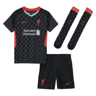 2020-2021 Liverpool 3rd Little Boys Mini Kit