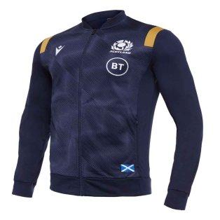 2020-2021 Scotland Anthem Jacket (Navy)
