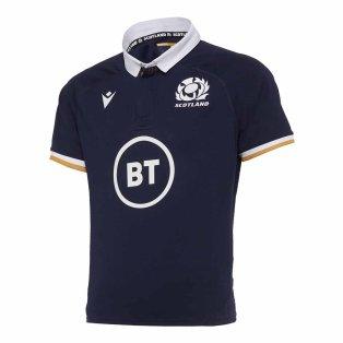 2020-2021 Scotland Home Replica Shirt (Kids)
