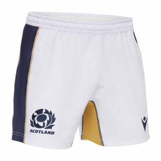 2020-2021 Scotland Home Rugby Shorts (Kids)