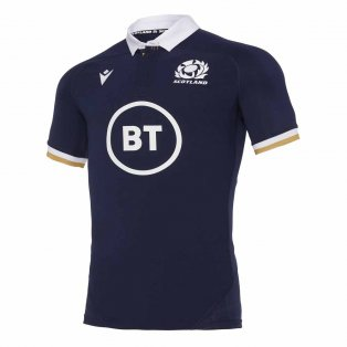 2020-2021 Scotland Home Pro Body Fit Shirt