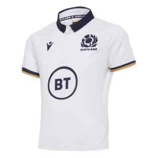 2020-2021 Scotland Away Rugby Shirt (Kids)