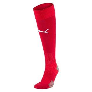 2020-2021 Serbia Home Socks (Red)