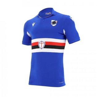 2020-2021 Sampdoria Home Shirt (Kids)