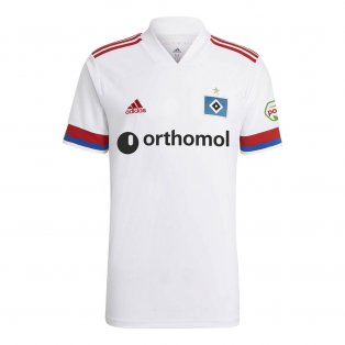 2020-2021 Hamburg Home Shirt