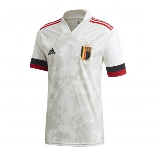 2020-2021 Belgium Away Shirt