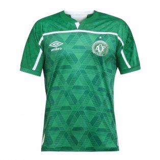 2020-2021 Chapecoense Home Shirt